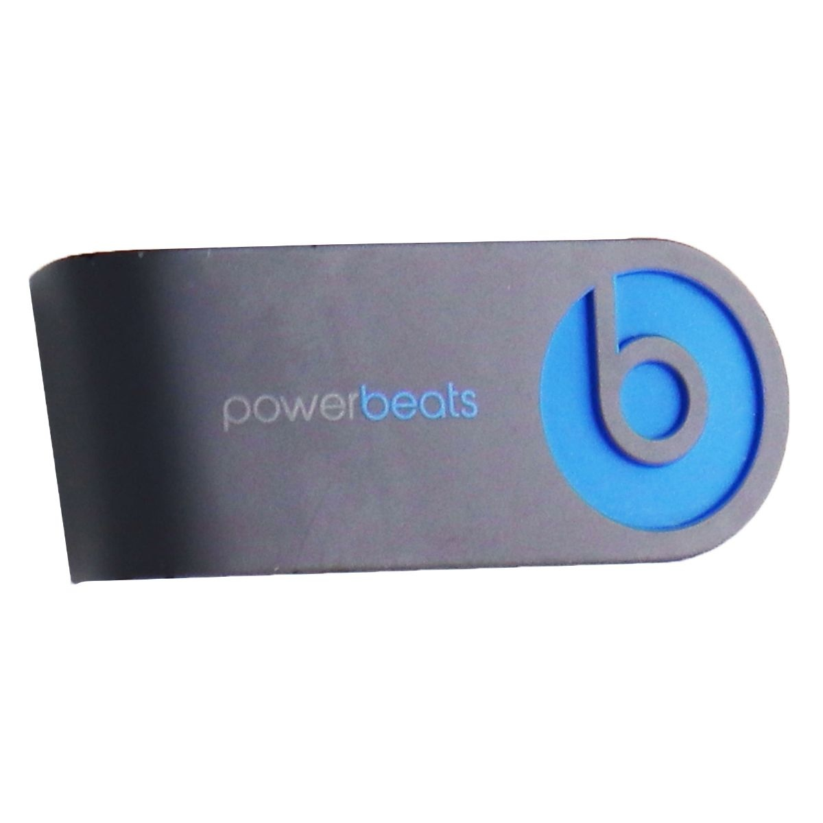 Genuine Power Beats 3 Replacement Right Speaker Housing Panel - Gray/Blue