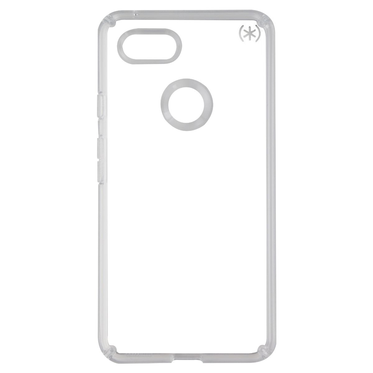 Speck Presidio Stay Clear Series Hard Case for Google Pixel 3 XL - Clear