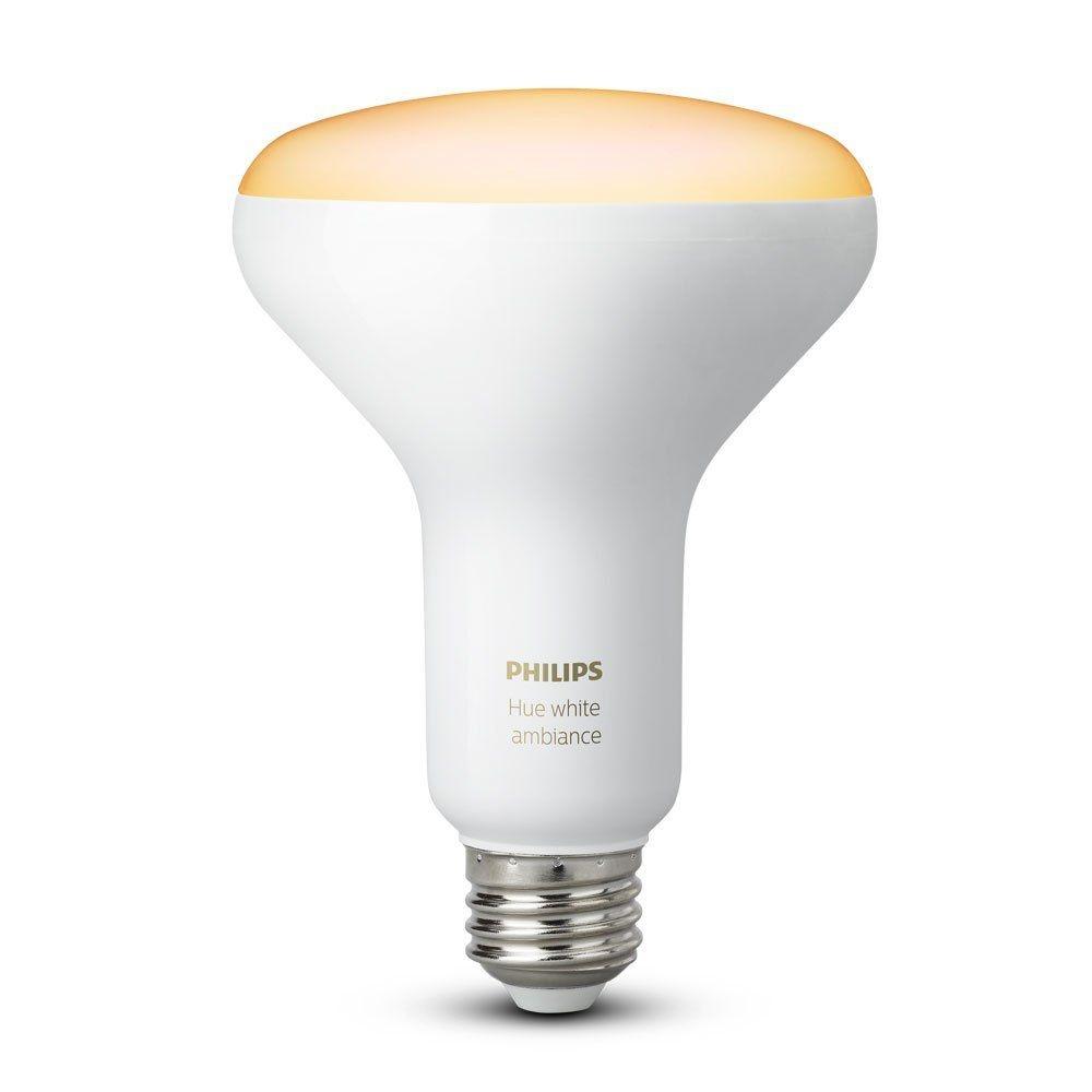 Philips Hue White Ambiance BR30 Single Bulb - 929001259601 - 464438