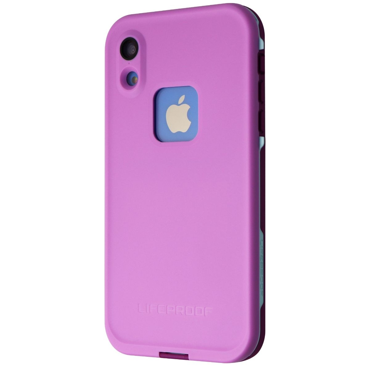 LifeProof FRE Case for Apple iPhone XR - Frost Bite Orchid / Purple / Aqua