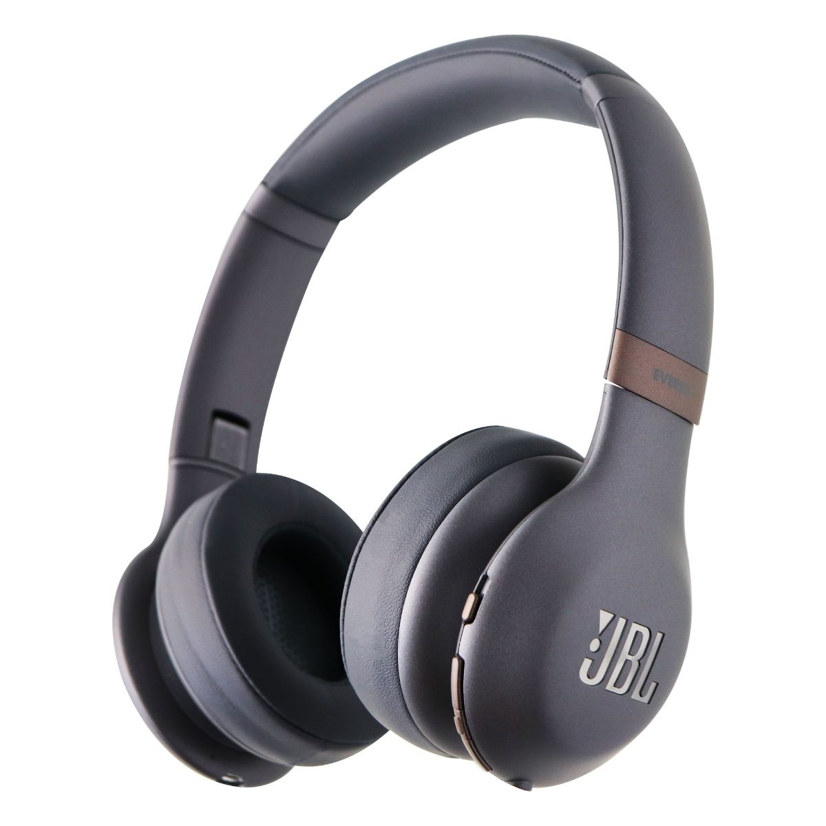 JBL Everest 310GA Bluetooth Headphones with Built-in Remote and Mic - Gunmetal