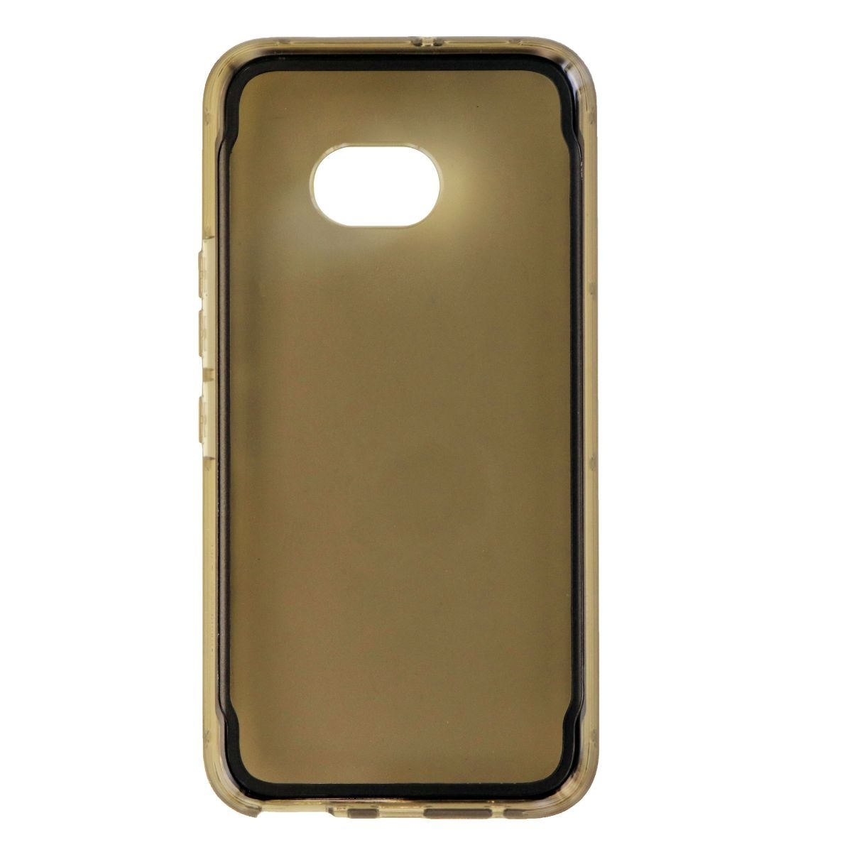 Griffin Survivor Clear Series Hybrid Case for HTC U11 Life - Tinted Gold