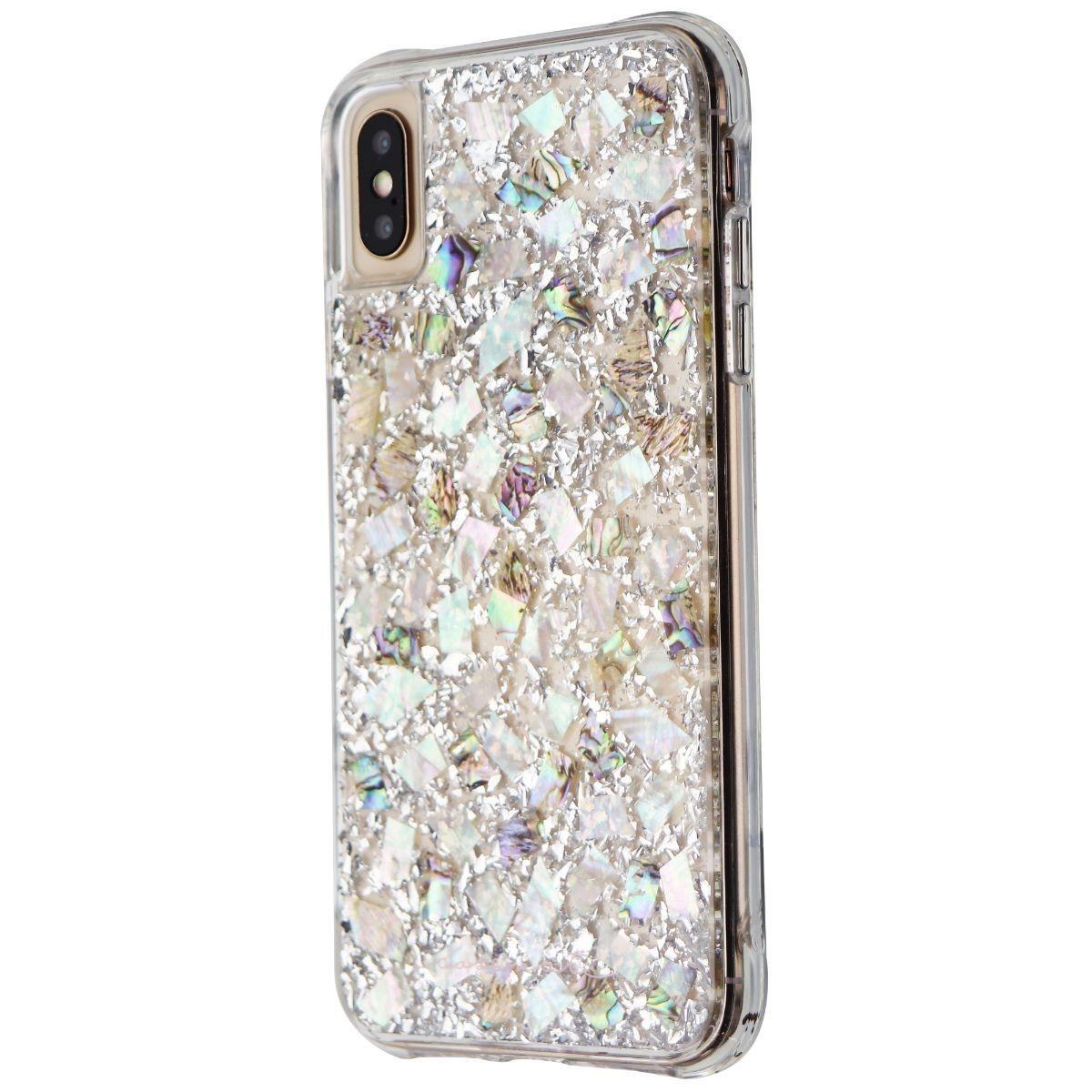 Case-Mate CM037844 Karat Case for Apple iPhone XS Max - Pearl