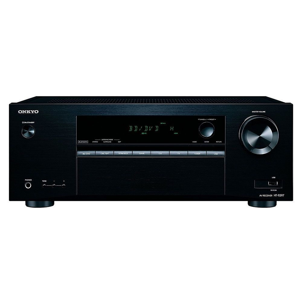Onkyo HT-S3900 Home Theater Speaker Package - Black