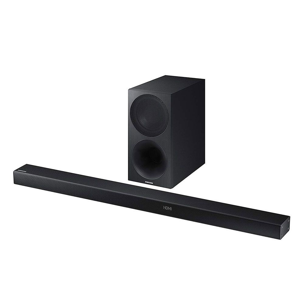Samsung HW-M550 3.1 Channel 340 Watt Wireless Audio Soundbar and Subwoofer