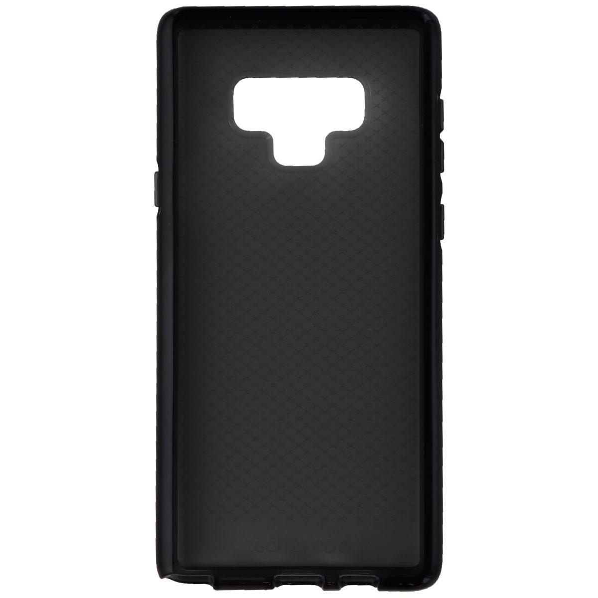 Tech21 Evo Check Series Gel Case for Samsung Galaxy Note 9 - Smokey Black