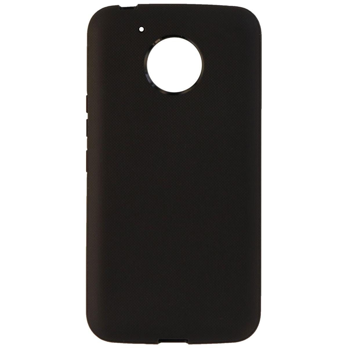 Verizon Heavy Duty Silicone Cover For Motorola Moto E4 Plus - Black