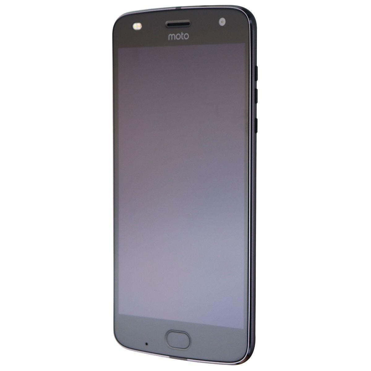 Motorola Moto Z2 Play 32GB Smartphone (XT1710-02) - Verizon Locked - Lunar Gray