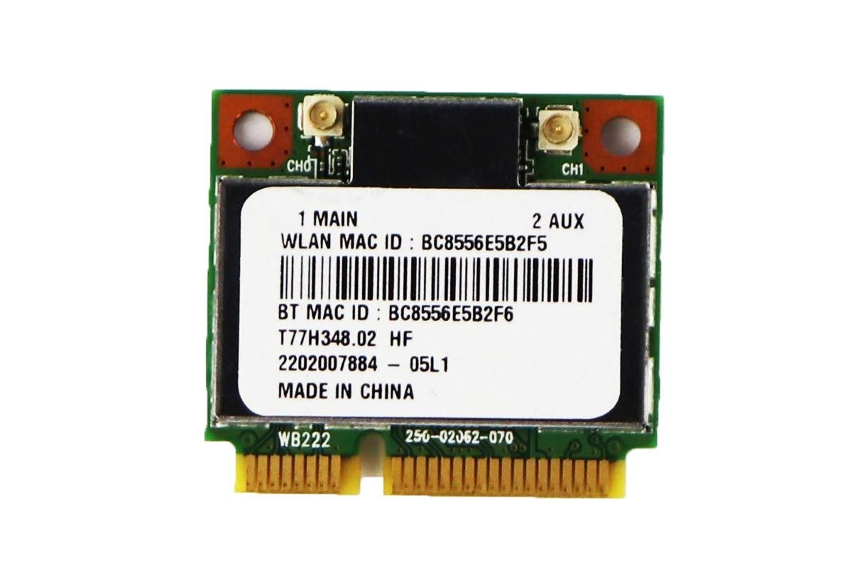 Wireless WiFi Card for Acer Aspire v5552p