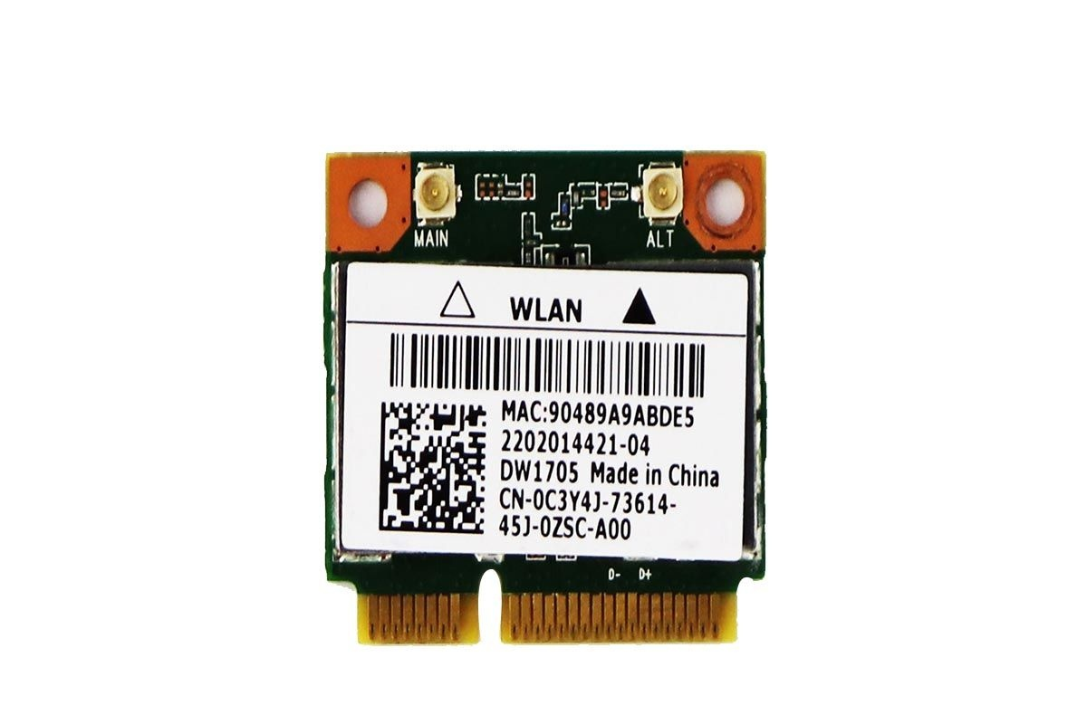 Wireless WiFi Card for Dell Inspiron 15 3542