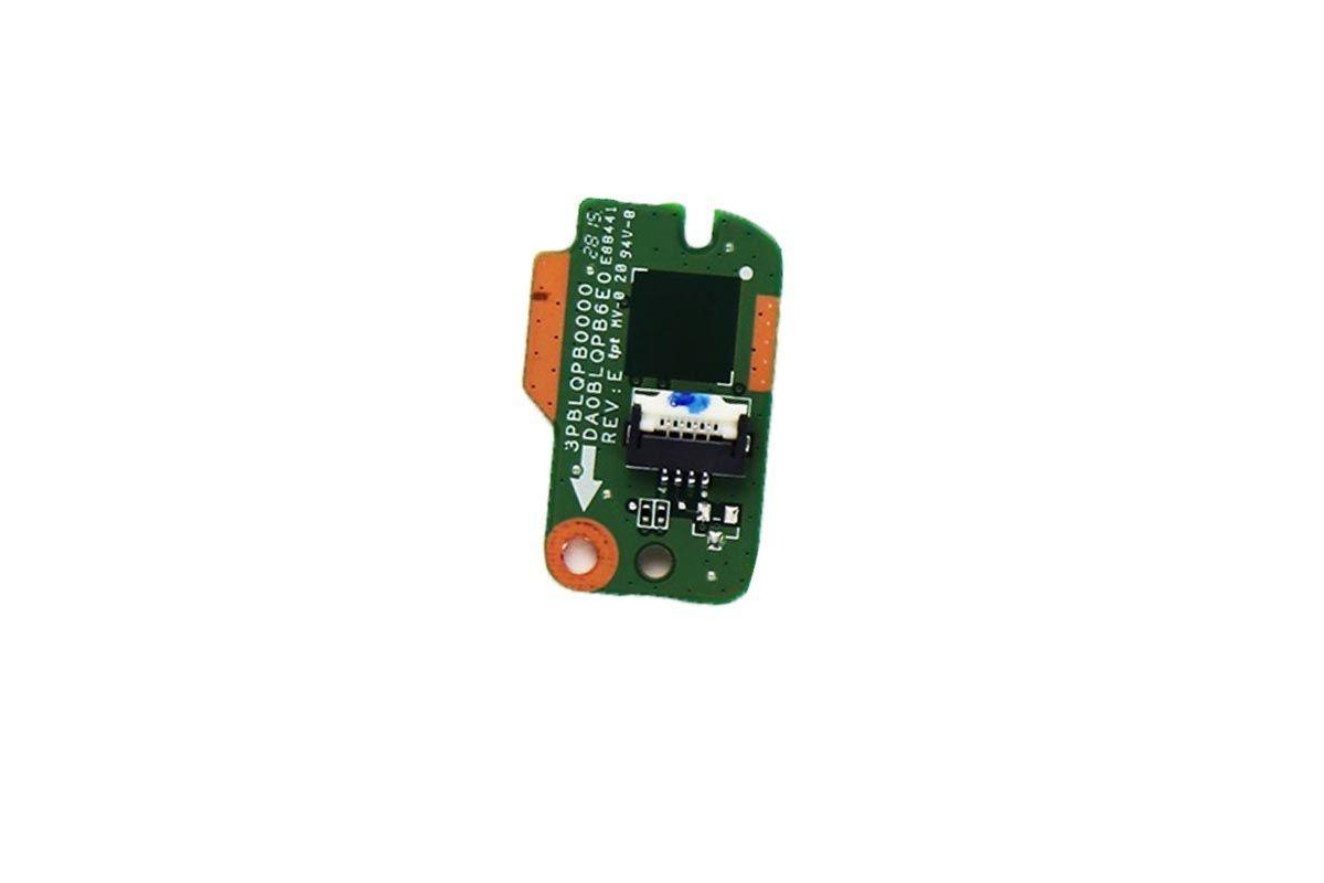 Power Button Board w/ Ribbon for Toshiba Satellite C55-C5268D Laptop