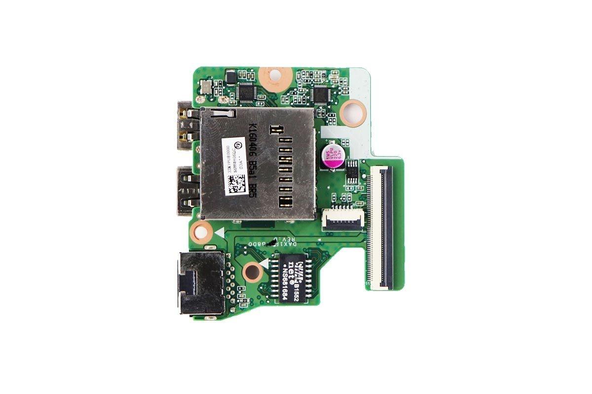OEM Repair Part - USB Board take off from HP Pavilion 15-AK202NR Laptop