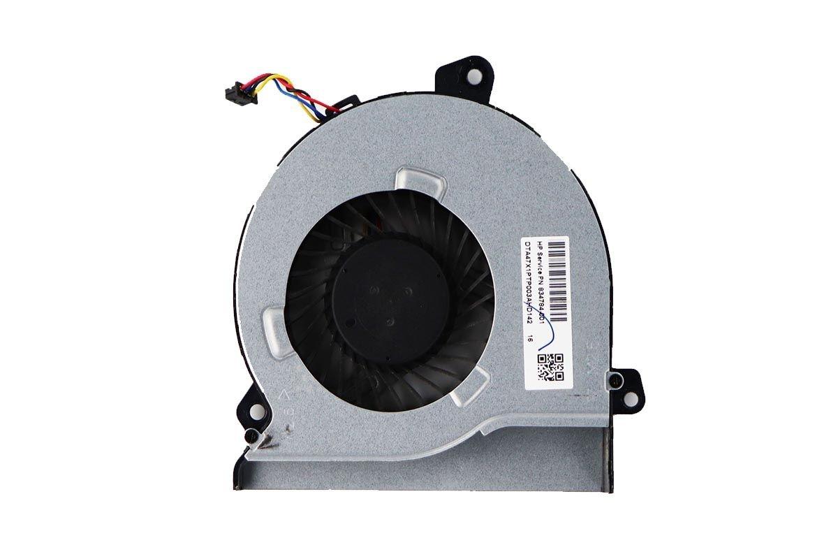 CPU Fan for HP Pavilion 15-AK202NR Laptop