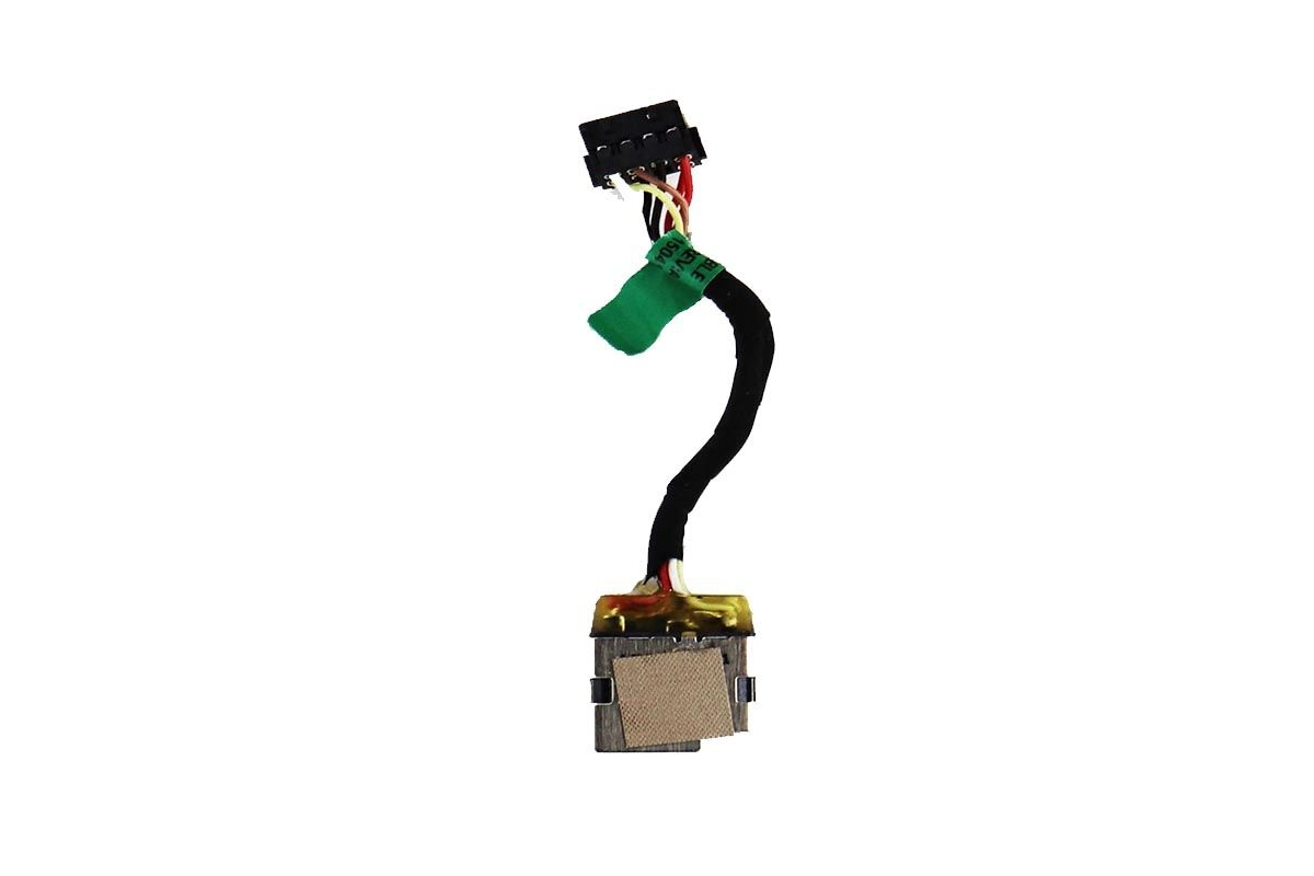 DC Power Jack Harness Cable for HP Stream x360 11-p010nr Laptop