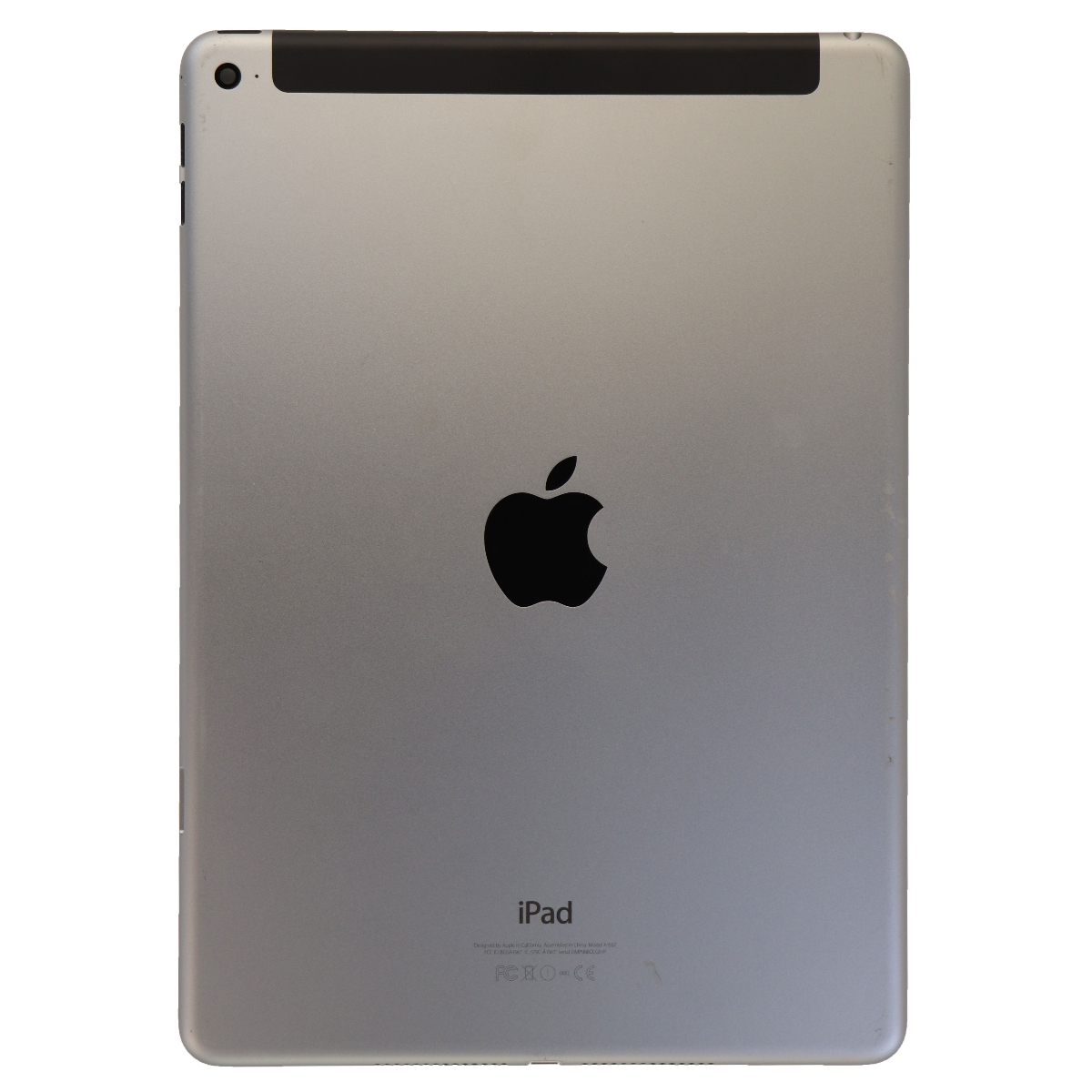 Apple iPad Air 2 Tablet Replacement Part Housing w/Battery A1567 Black Gray