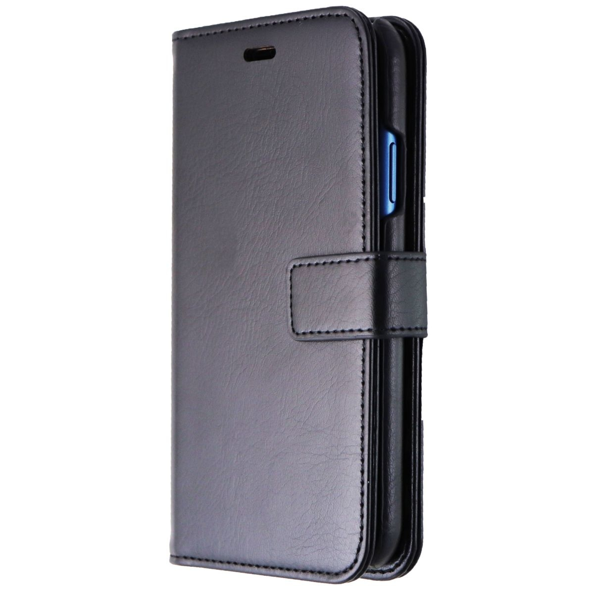 Skech Polo Book Wallet Cover Detachable Case for Apple iPhone XR - Black