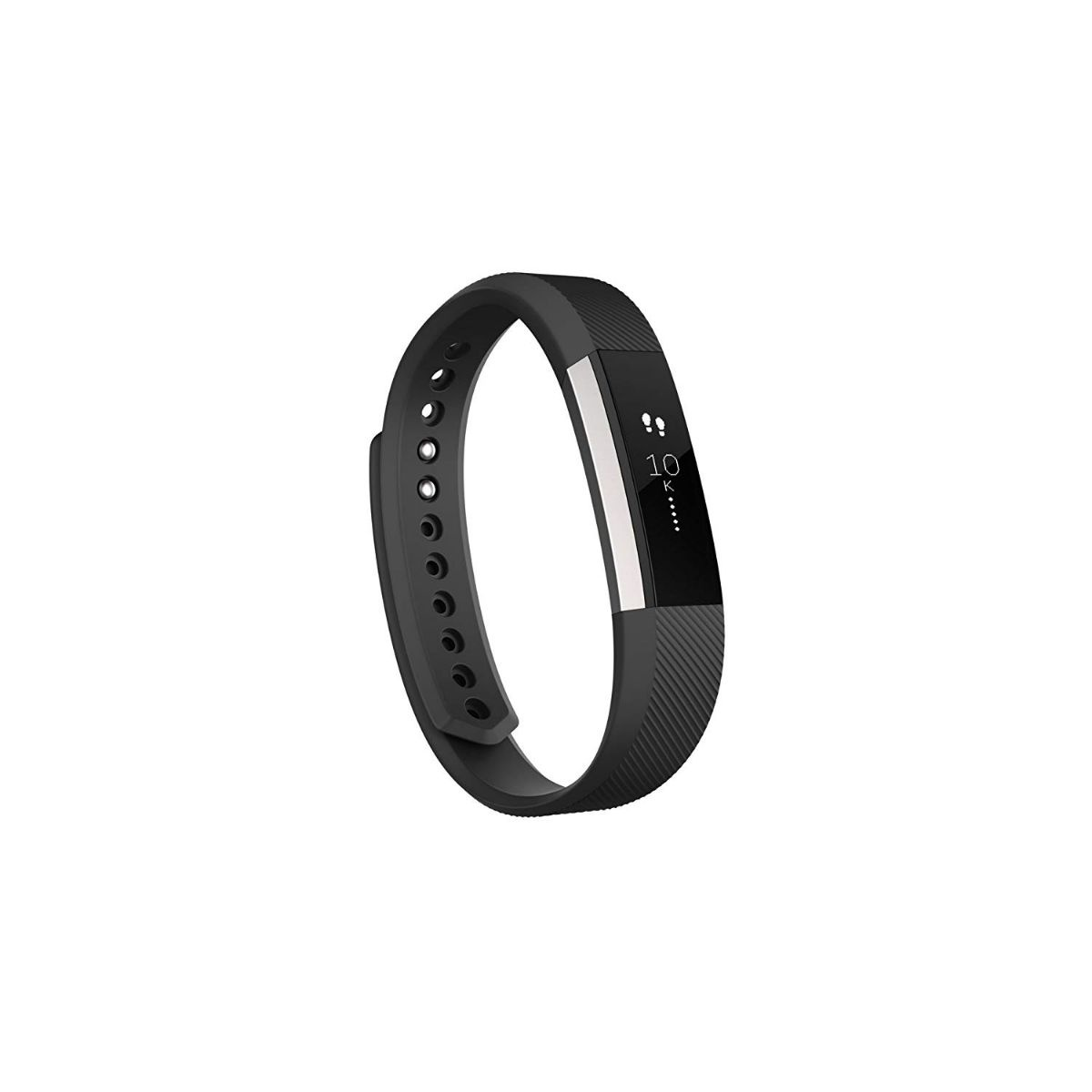 Fitbit Alta Smart Fitness Activity Tracker Wristband - Black / Small (FB406BKS)