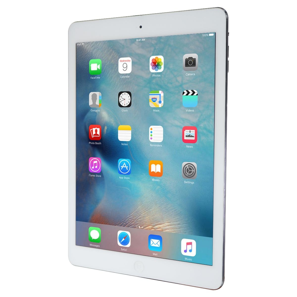 Apple iPad Air 9.7 (1st Gen) A1474 (MD788LL/B) Wi-Fi Only - 16GB / Silver