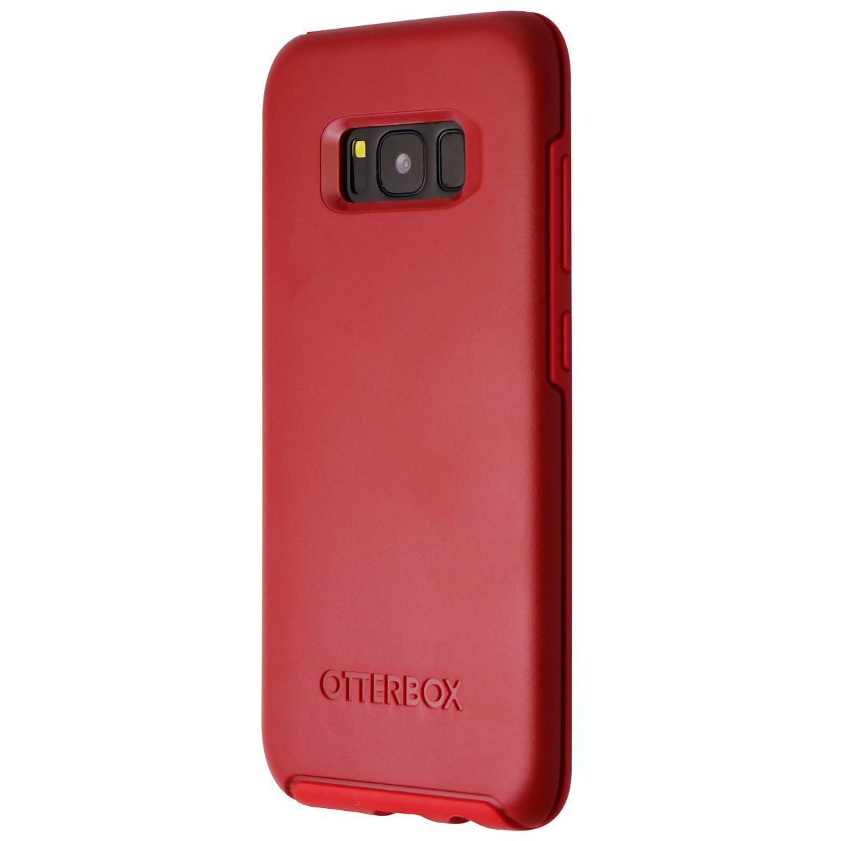 OtterBox Symmetry Case for Samsung Galaxy S8 - Rosso Corsa (Flame Red/ Race Red)