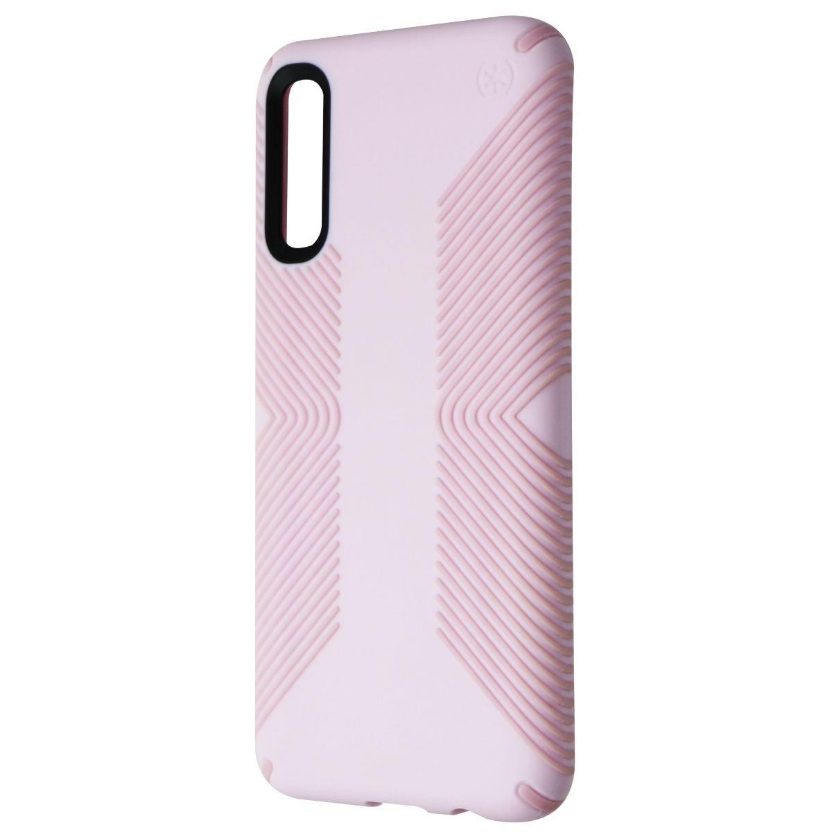 Speck Presidio Grip Hybrid Case for Samsung Galaxy A50 - Ballet Pink/Ribbon Pink