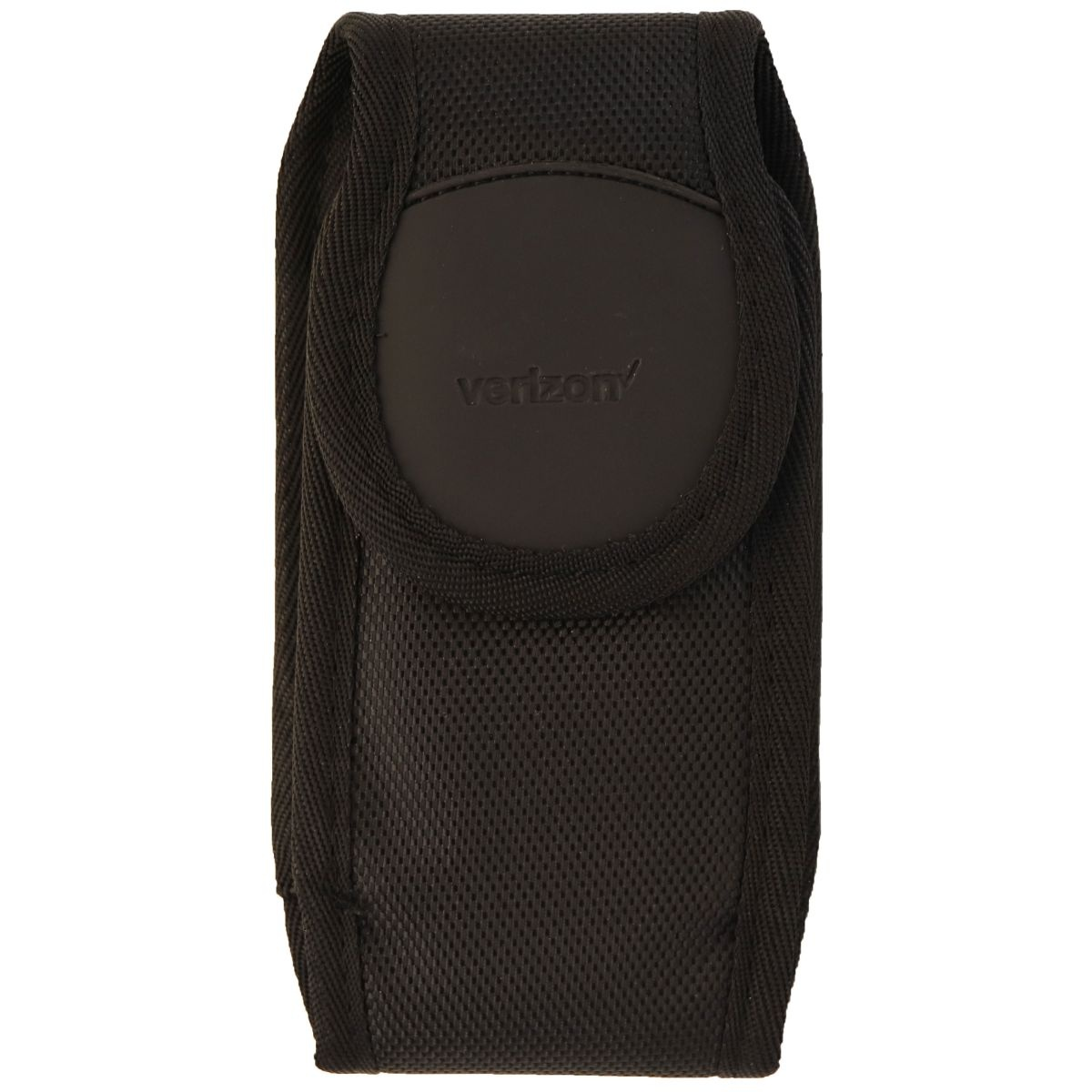 Verizon Rugged Pouch with Rotating Belt Clip for Most Large Smartphones - Black