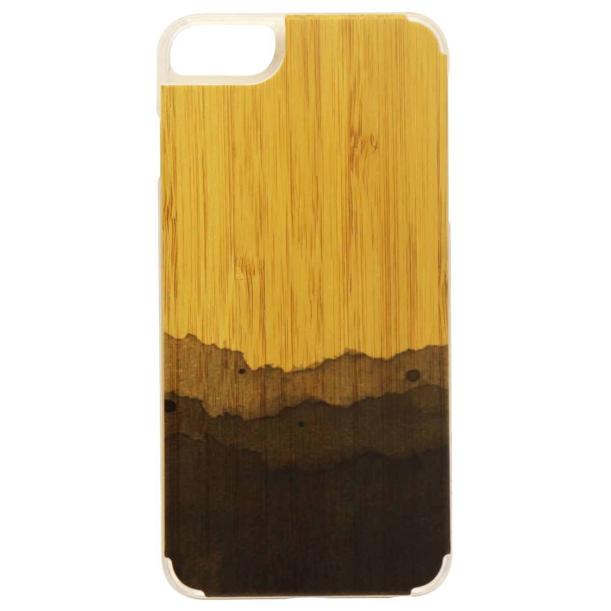 Recover Genuine Hardshell Wood Case for iPhone 6s Plus/6 Plus - Bamboo / Frost