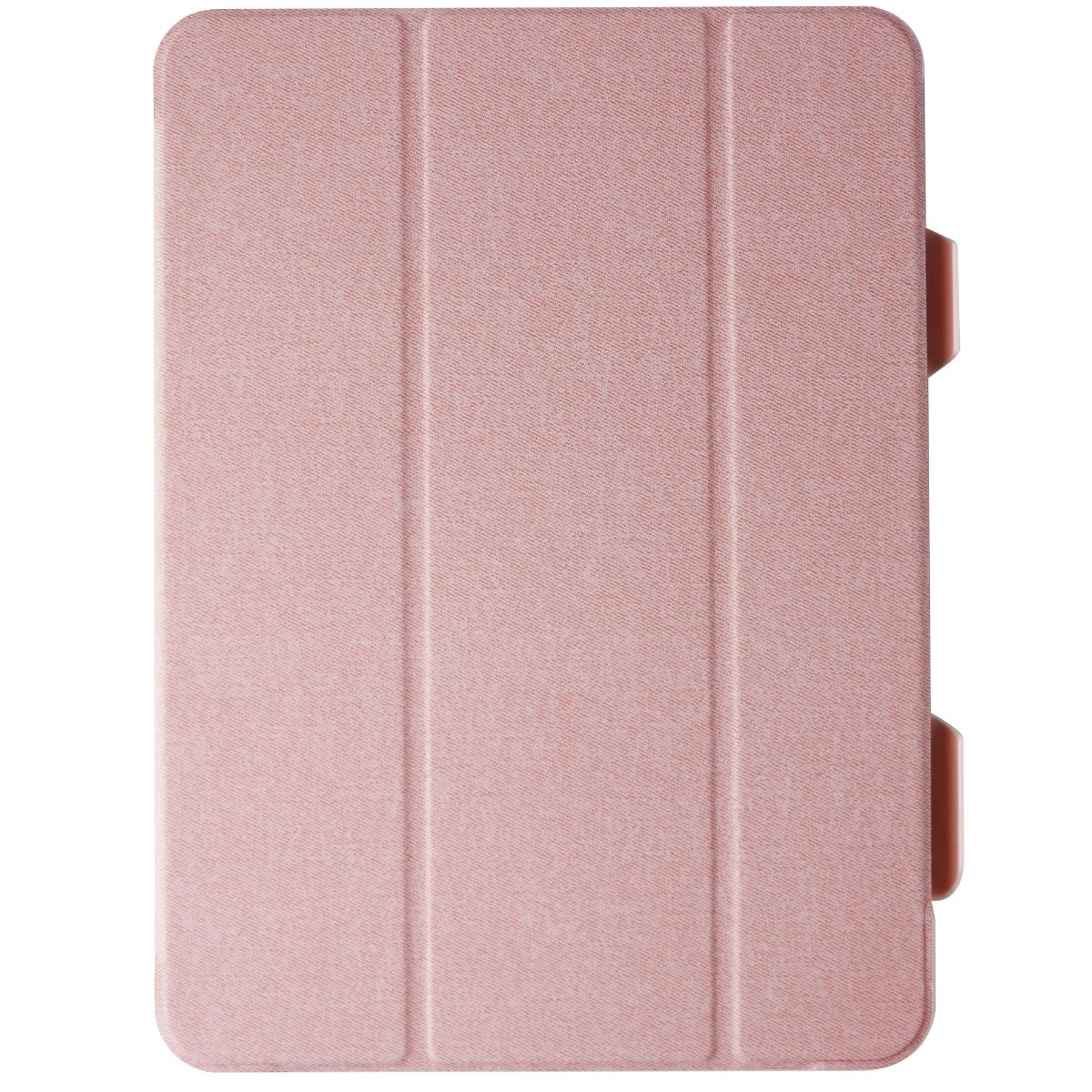 Verizon Hard Folio Case and Glass Screen Protector for iPad Pro 11-inch - Pink