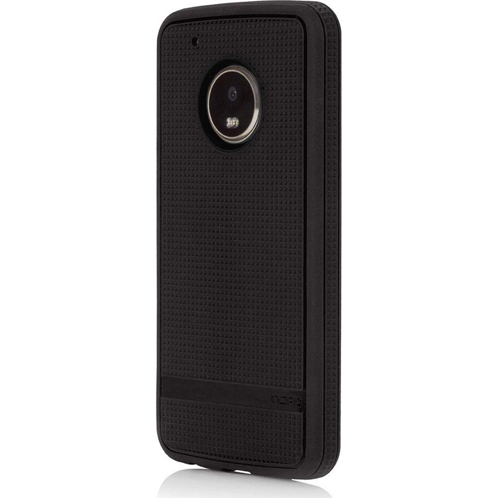 Incipio NGP AdvancedPhone Case for Motorola Moto G5 Plus Smartphone - Black