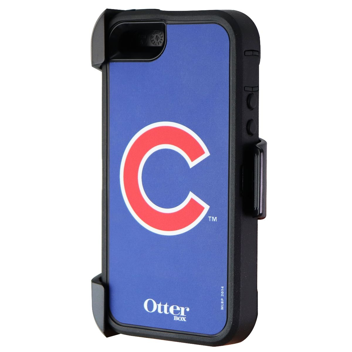 OtterBox MLB Defender Series Case for Apple iPhone SE / 5s / 5 - Chicago Cubs