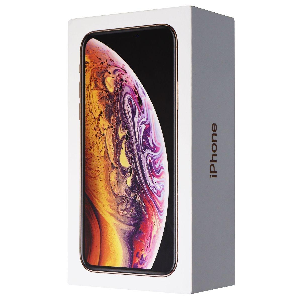 RETAIL BOX - Apple iPhone Xs - 64GB / Gold - NO DEVICE