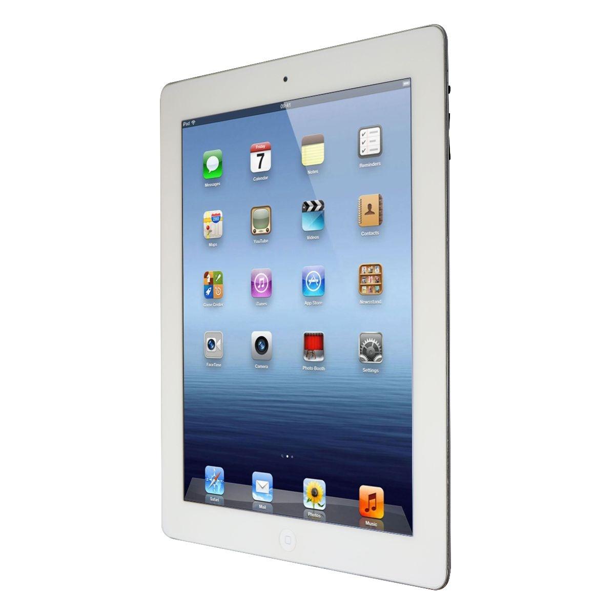 Apple iPad 9.7-inch (4th Gen) Tablet A1460 (GSM + Verizon) - 16GB / White