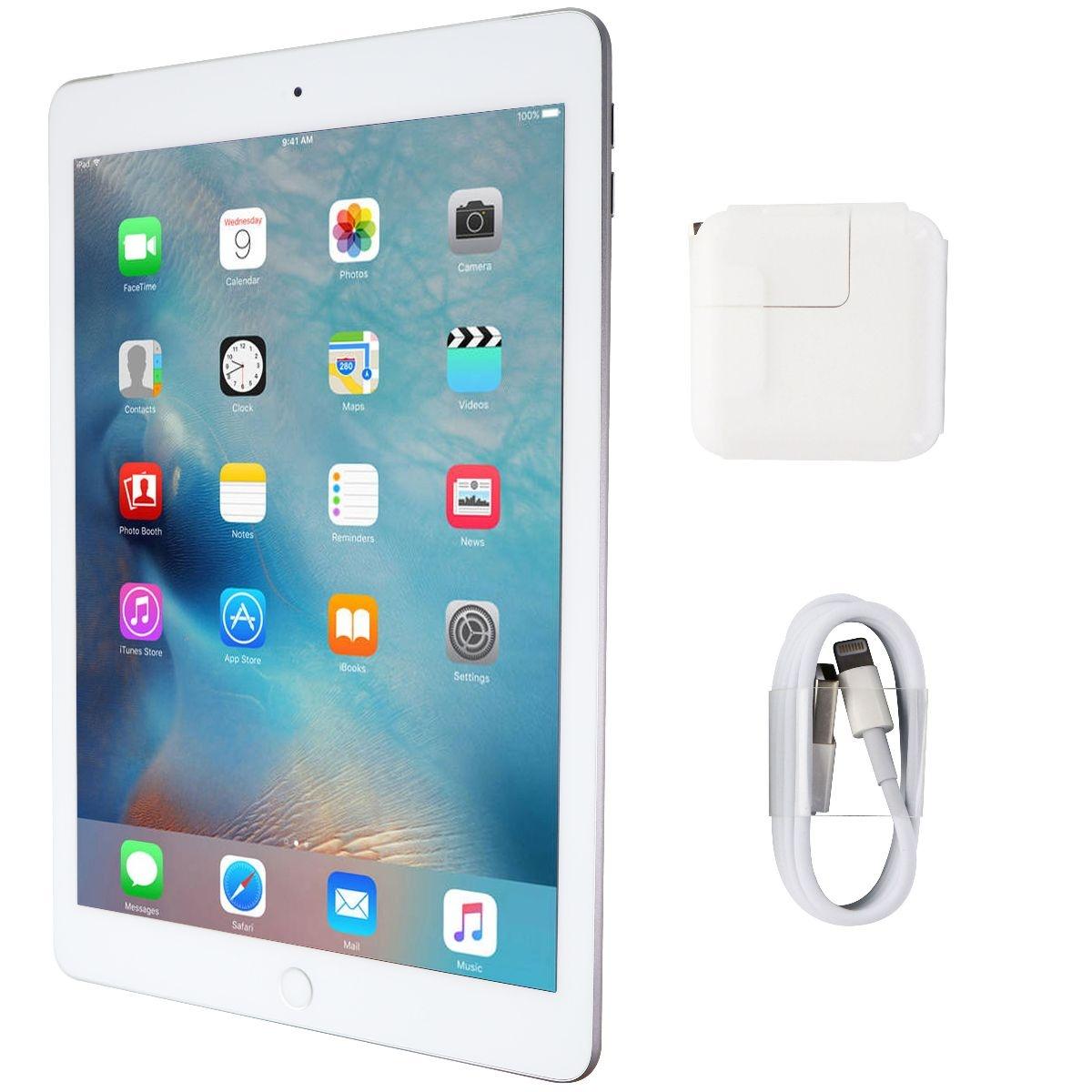 Apple iPad 9.7-inch (6th Gen) A1954 (GSM Unlocked + Verizon) - 32GB / Silver