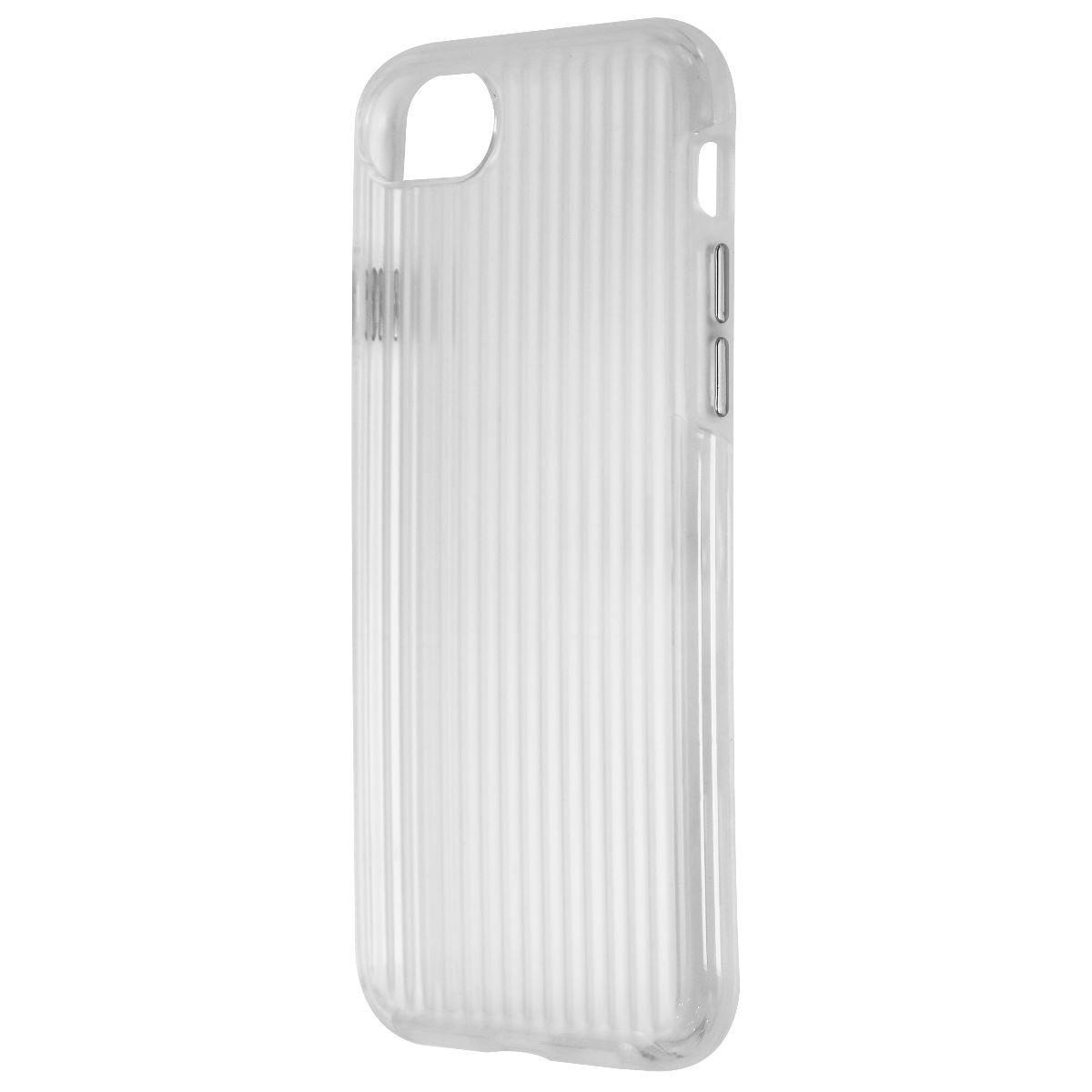 Verizon Textured Hybrid Case for the Apple iPhone 7 Smartphone - Clear