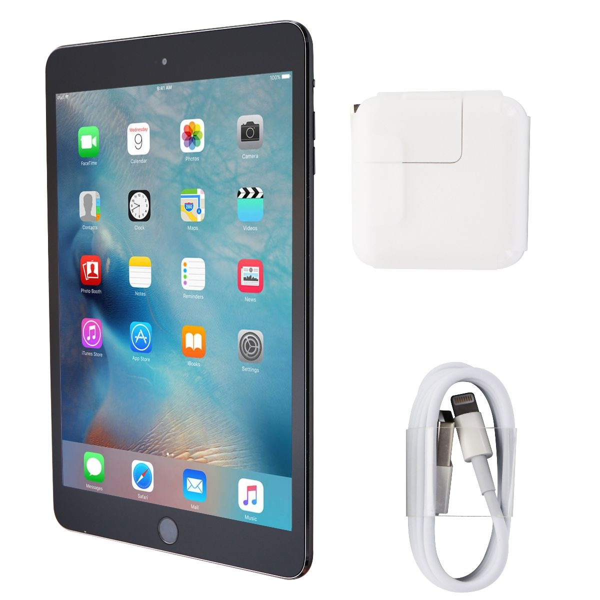 Apple iPad mini 3 (7.9-inch) Tablet (A1599) Wi-Fi Only - 128GB / Space Gray