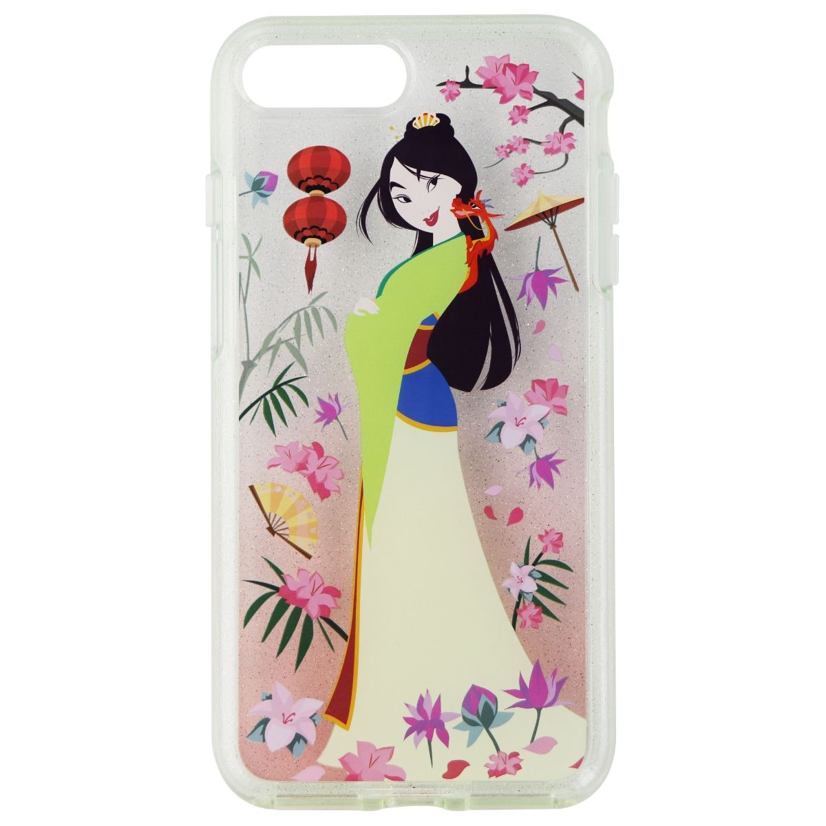 OtterBox Symmetry Case for Apple iPhone 8 Plus / 7 Plus - Garden of Honor Mulan