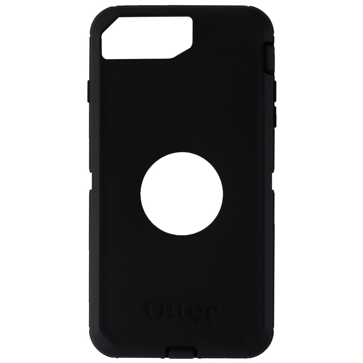 Replacement Outer Shell for iPhone 8 Plus Otterbox + Pop Defender Case - Black