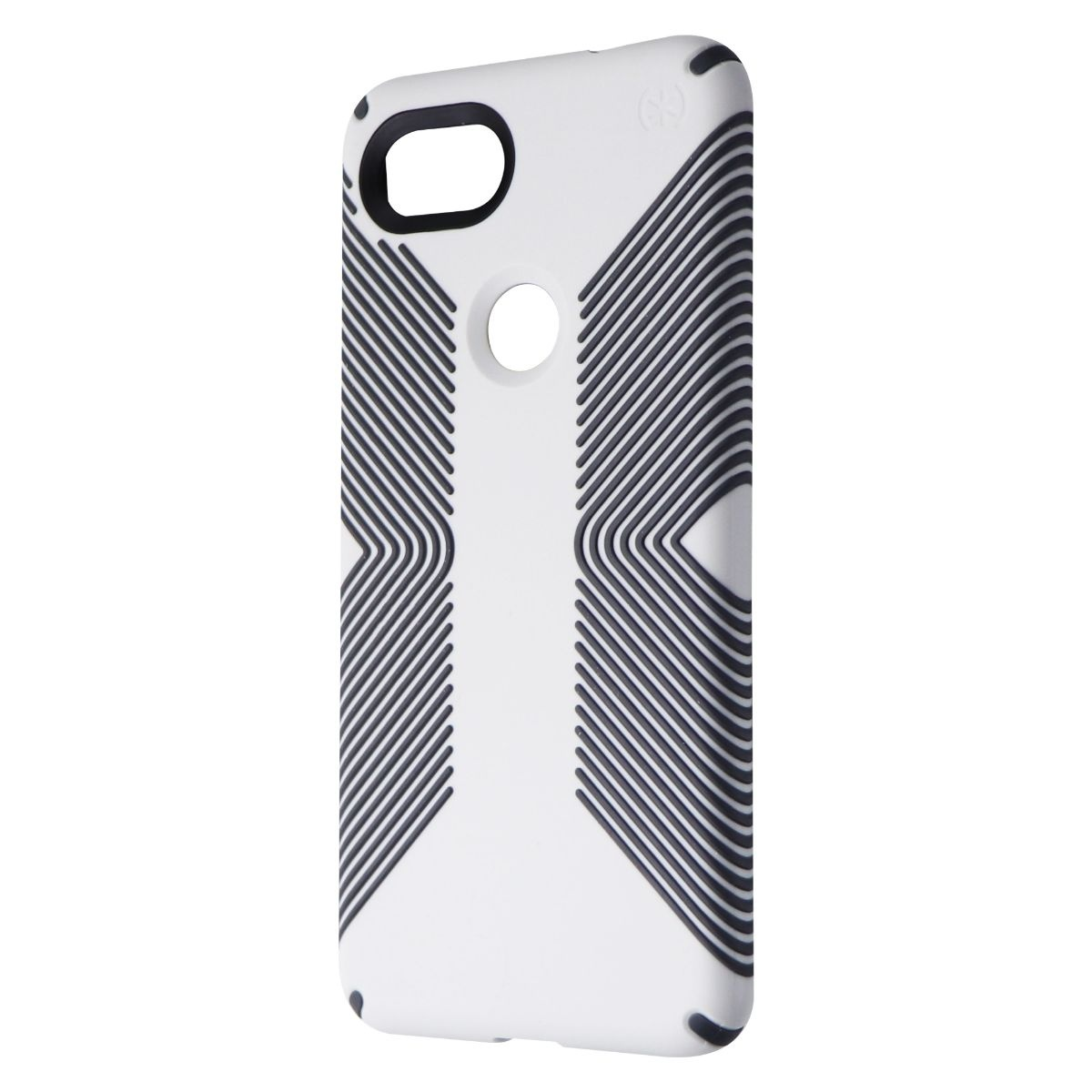 Speck Presidio Grip Case for Google Pixel 3a - Marble Gray/Anthracite Gray