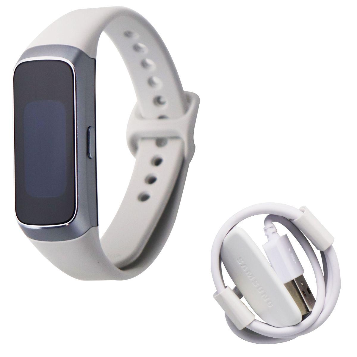 Samsung Galaxy Fit Bluetooth Fitness Tracker - Silver SM-R370NZSAXAR (US)