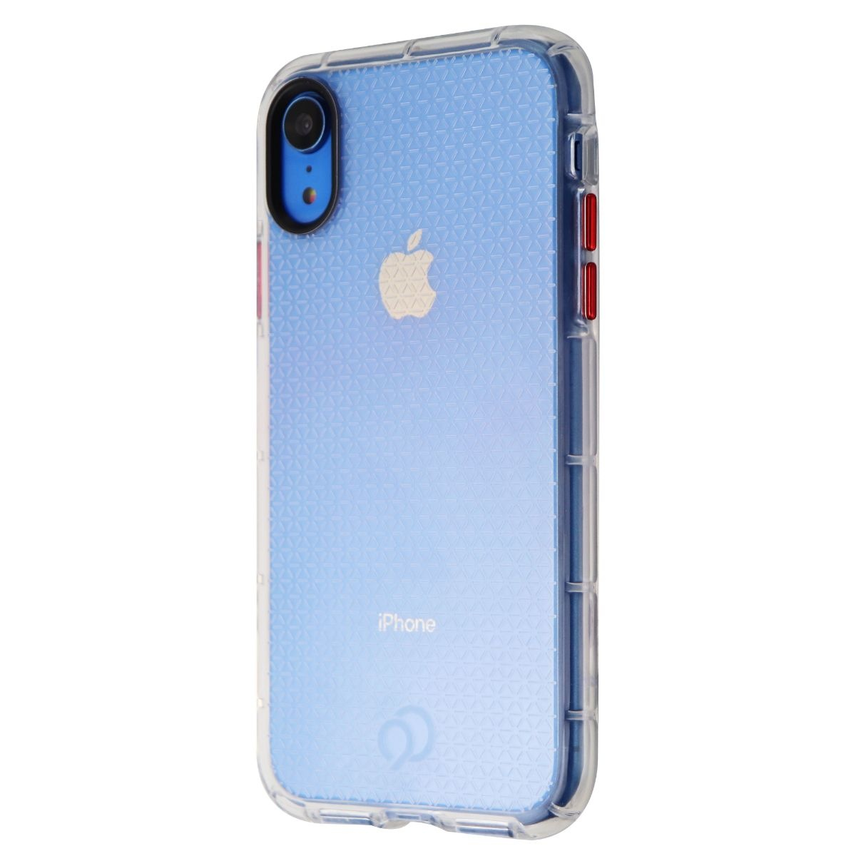 Nimbus9 Phantom 2 Slim Protective Gel Case for Apple iPhone XR - Clear