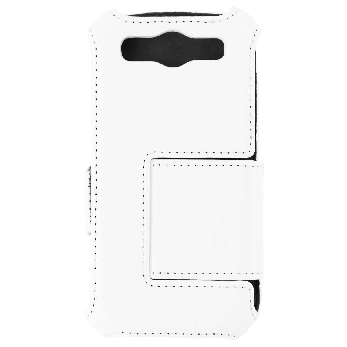 MUVIT Folio Stand Protective Case Cover for Samsung Galaxy S3 - White