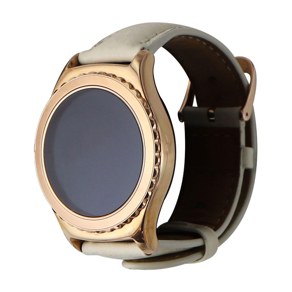 Samsung Gear S2 Smartwatch (SM-R732) - Classic Rose Gold
