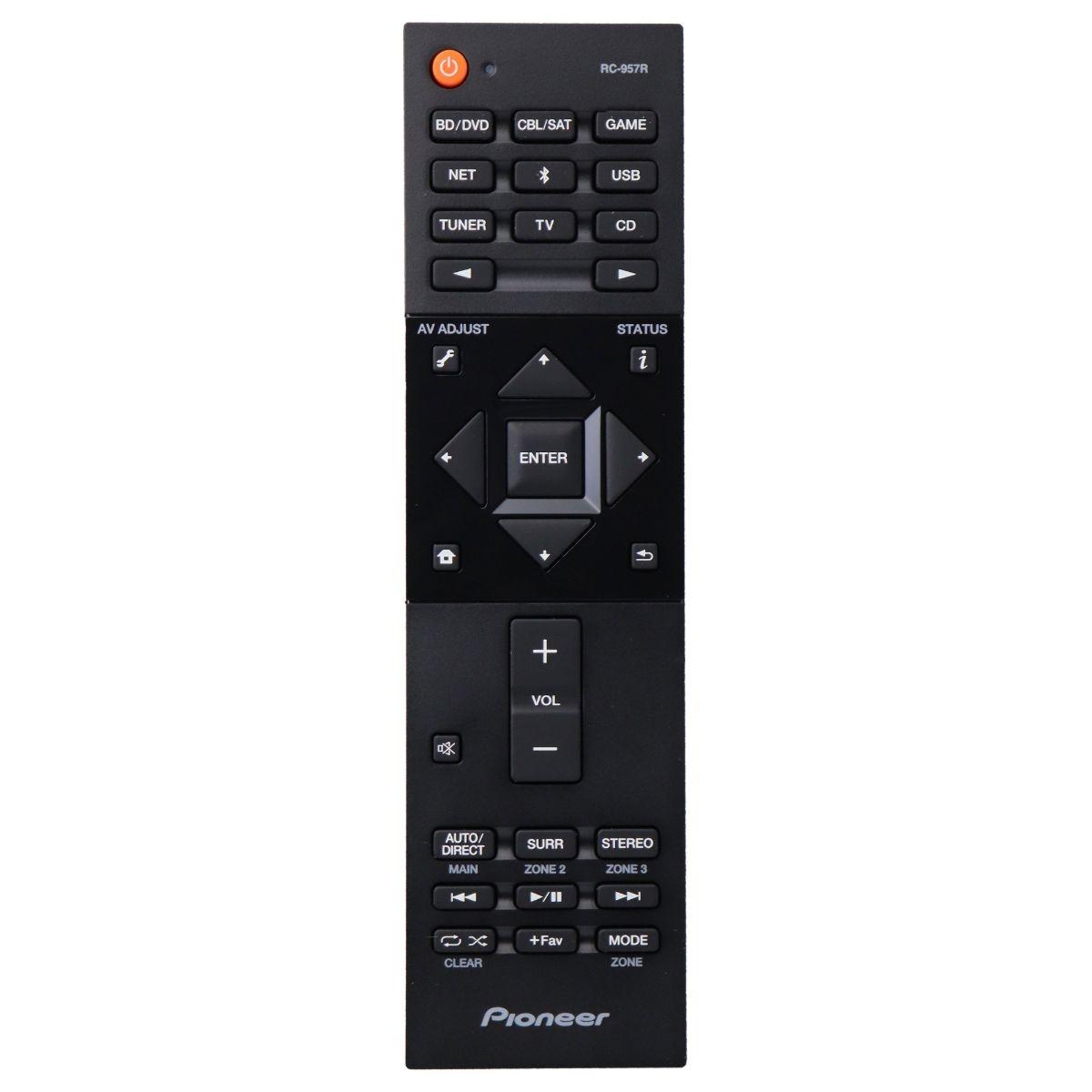 OEM Remote - Pioneer RC-957R for Select Pioneer AV Receivers