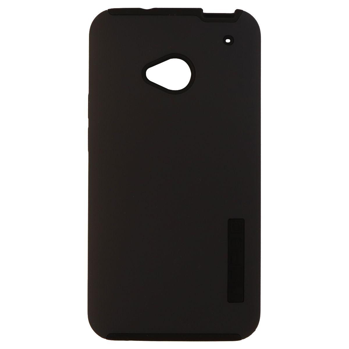 Incipio Dual Pro Series Protective Case Cover for HTC One M7 - Dark Gray