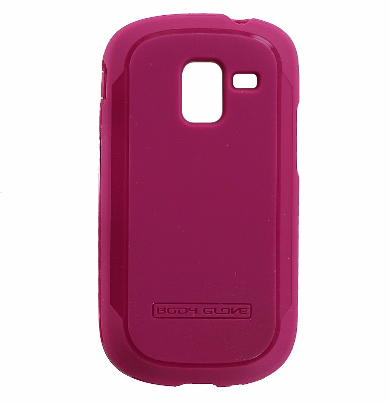 Body Glove Dimensions Series Durable Gel Case for Samsung Galaxy Exhibit - Pink