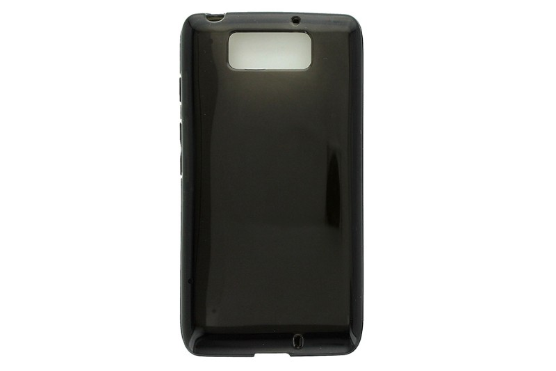 Muvit Minigel case for Motorola Droid Ultra - Black