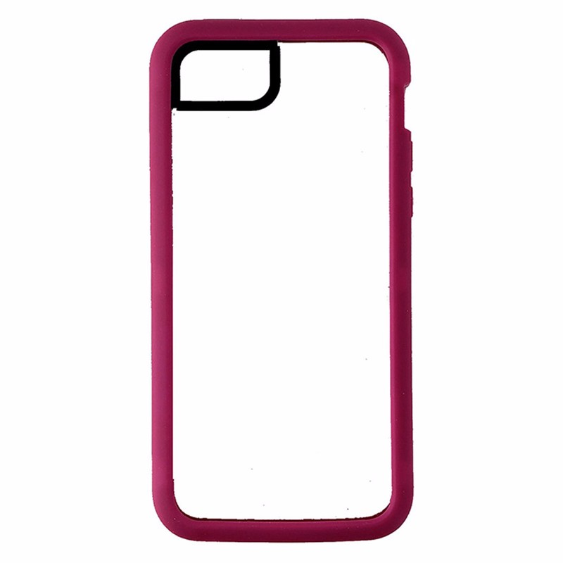 Basics Identity 2-Piece Case for Apple iPhone 5C - Pink/Clear