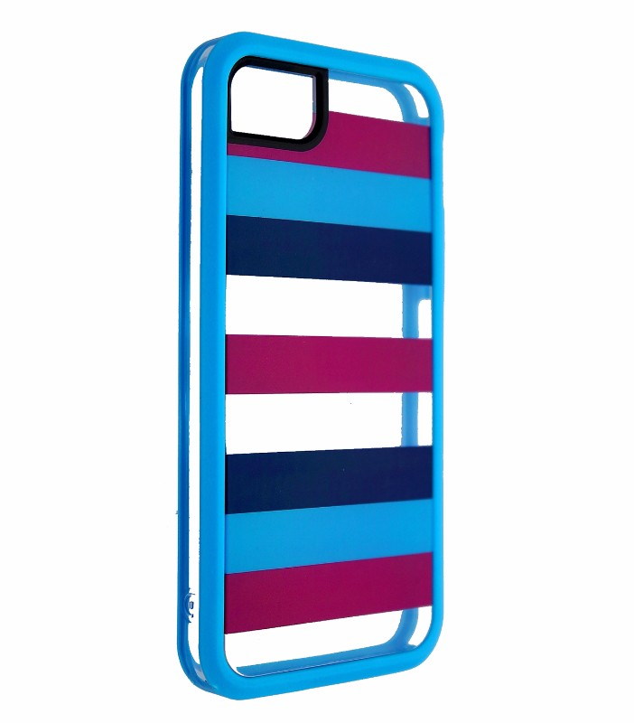 Griffin Separates Case for Apple iPhone SE 5 5S - Blue/Pink