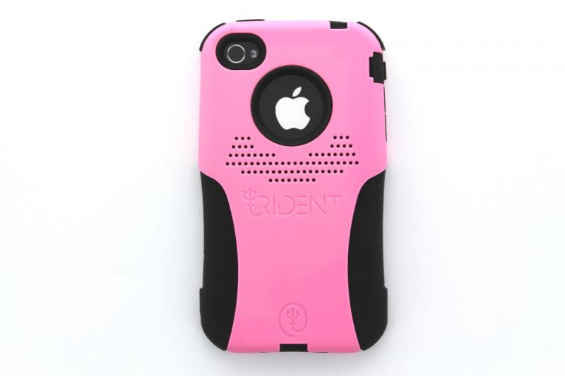 Trident Aegis Case for Apple iPhone 4 4S - Pink