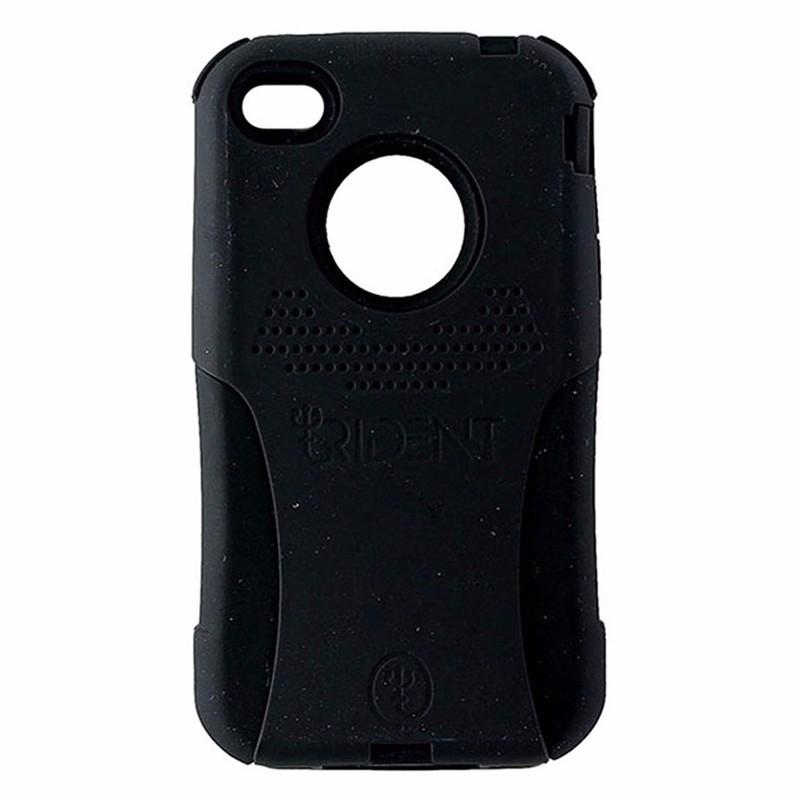 Trident Aegis Case for Apple iPhone 4 4S - Black