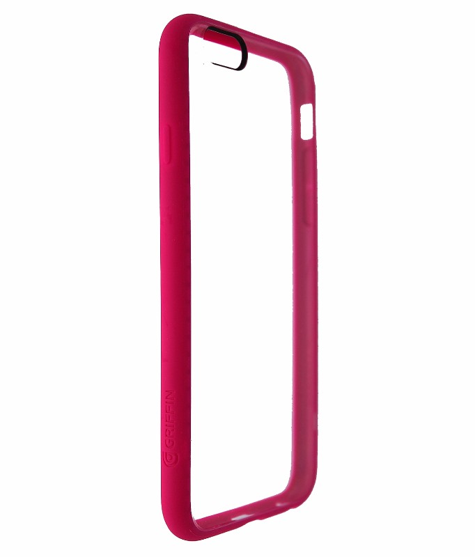 Griffin Reveal Case Cover for Apple iPhone 6 6s - Clear/Pink